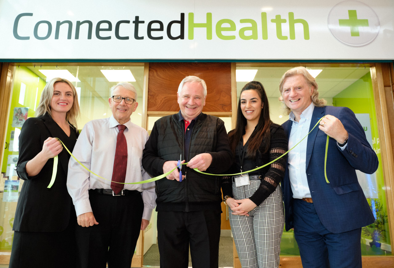 Connected Health celebrates 200 new carer jobs in northern ireland