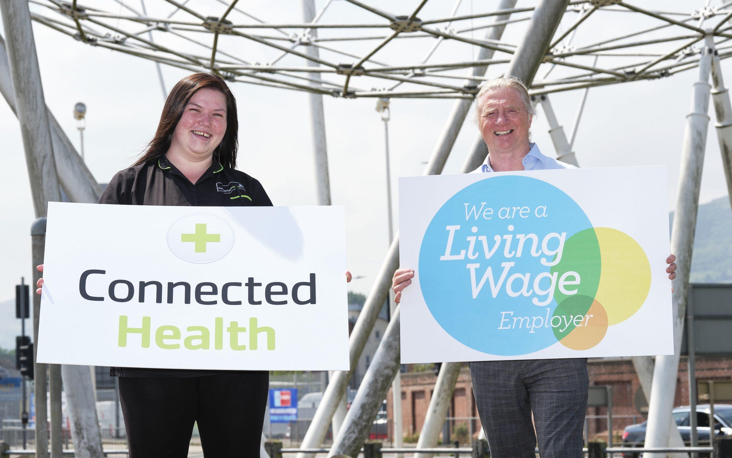 NI's First Living Wage Care Company